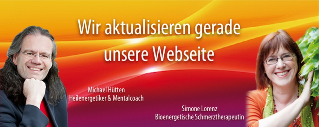 Info zur Aktualisierung der Webseite